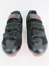 NEW Giro Herraduro Men's MTB Cycling Shoes 44 / 10.25 Black / Red