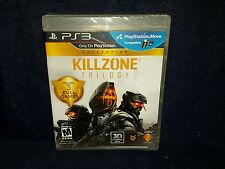 Killzone Trilogy (Sony PlayStation 3 PS3, 2012)