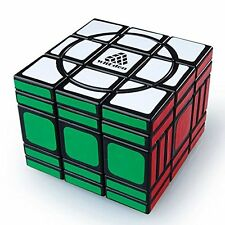 WitEden 3x3x5 Super Crazy  Irregular Cube Black  (difficulty 9 of 10) Collection