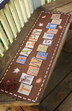 Thanksgiving Memories ~ Happy Thanksgiving Tapestry Table Runner