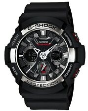Casio G Shock * GA200-1A Anti Magnetic Anadigi X-Large Black for Men COD PayPal