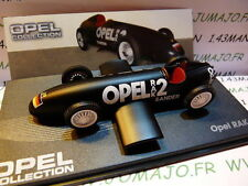 voiture 1/43 IXO eagle moss OPEL collection : RAK 2 1928