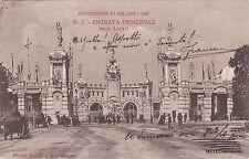* MILANO - Esposizione 1906 - Entrata Principale (N.3)