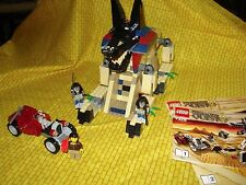 LEGO Pharaoh's Quest Rise of the Sphinx 7326-1 USED Boys/Girls 8+