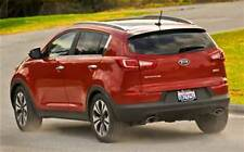 Kia sportage Exhaust System Stainless Steel From Cat To Back Fitted Free