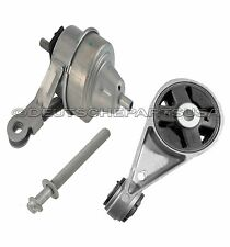 Mini Cooper R50 R52 Front + Rear HYDRO Engine Motor Mount  + TORX BOLT SET 3