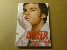 4-DISC DVD BOX / DEXTER - SEIZOEN 1