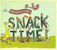1 CENT CD Snacktime! - Barenaked Ladies