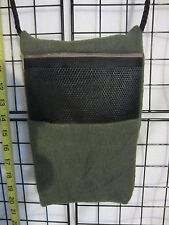 Sugar Glider Cage Set Zippered Bonding Pouch - Travel Bag -  Forrest Green