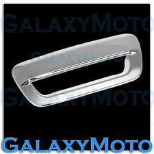 14-15 JEEP GRAND CHEROKEE Triple Chrome Plated ABS Tailgate Handle Cover 2015