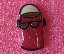 Pins COCA COLA Coke Canette Casque Walkman