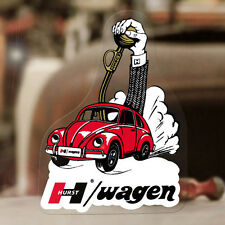 Hurst Bug Wagen sticker decal old school shifter aircooled beetle bus 5.25""