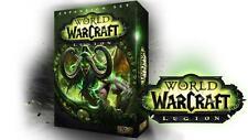 World of Warcraft Legion WOW Blizzard Key Serial (CDkey) (email)