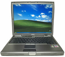 "Dell Latitude D600 Laptop 14.1"" (1.6GHz, 1GB ram, 80GB HDD, XP) Refurbished"