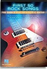 50 Rock Songs You Should Play On Electric Guitar Troggs Bob Dylan TAB MUSIC BOOK