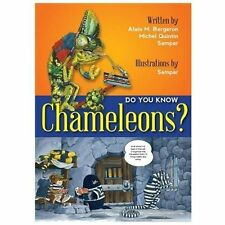 Did You Know Chameleons? by Michel Quintin and Alain M. Bergeron (2013,...