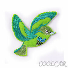 DIY Embroidered Motif Cloth Applique Iron On Patch Sew Clothing Decorations #002