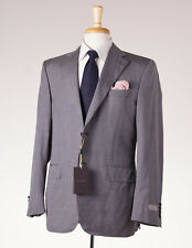 NWT $3695 CANALI EXCLUSIVE 1934 Lightweight Cashmere-Silk Suit 40 R Classic-Fit