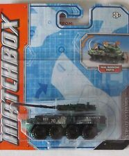 Matchbox Real Working Rigs STRYKER M1 128 MGS   green  W6864