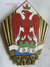 BG6268 - INSIGNE BADGE COMITE DES FETES NICE ARTS SPORTS 1956