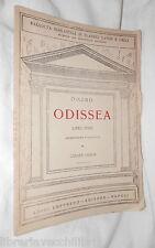 ODISSEA Libro XXIII Omero Introduzione e commento di Cesare Guida Loffredo di e