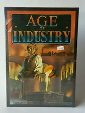 Age Of Industry ~ Treefrog Games ~ Martin Wallace ~ NEW SEALED FREE SHIPPING