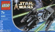 Lego Star Wars TIE Interceptor 6965 Polybag BNIP