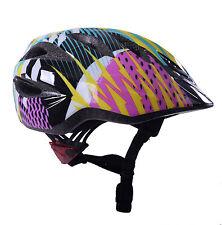GIRO RASCAL SHARDS childs enfants cycle casque vélo construit en lumières led 50 - 54cm