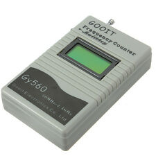 GY560 Frequenzimetro 50MHz-2.4GHz Frequency Counter Meter a Ricetrasmittente