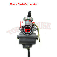 XR80Carb Carburetor Fit Briggs & Stratton Animal Racing Engine Go Kart Mini Bike