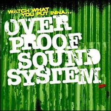 Watch What You Put Inna, Overproof Soundsystem, Acceptable EP, Single