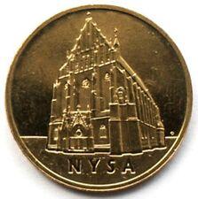 Poland 2 zloty 2006 Nysa (Nysa) UNC (#904)