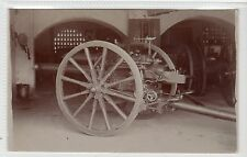 Picture postcard of artillery piece believed to be in Bangalore, India (C22863)