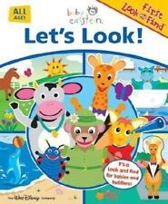 Let's Look! Baby Einstein First Look and Find
