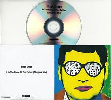 BLACK GRAPE In The Name Of The Father Choppers Mix 2016 UK 1-trk promo test CD