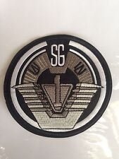 STARGATE CREW TEAM PATCH �� SG1 Sci Fi TV Movie Cosplay Costume LARGE 4 inch ��