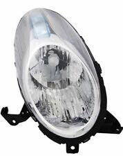 front right side clear H4 headlight front light for Nissan Micra K12 07-10