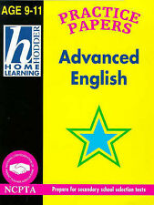 Hodder Home Learning: 9-11 Practice Papers -  Advanced