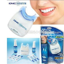 2017 New!Dental Oral Care Activated Tooth Whitening System Lonic White Light Kit
