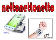 Misuratore di Pressione da Polso SC-6262 - Gestione Dati su Smartphone