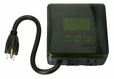 Coleman Cable  50015 7-Day Outdoor Digital Heavy Duty Timer