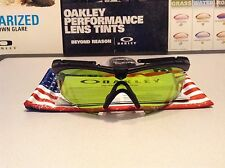 Oakley M Frame 2.0 SI Matte Black with Shooting lens + M Frame Strap + USA Bag