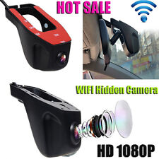 HD 1080P Hidden Wifi Car DVR Video Recorder Dash Cam Camera Night Vision