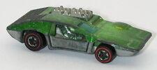 Redline Hotwheels Light Green 1972 Side Kick oc11911
