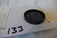 Toko 55mm Japan Made Linear Polarizer Filter PL Protector for Camera Lens