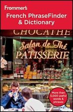 Frommer's French PhraseFinder & Dictionary (Frommer's Phrase Books)