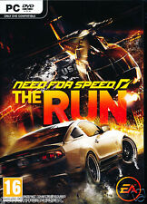Need for Speed The Run PC Brand New Factory Sealed