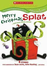 Merry Christmas, Splat... and More Winter Stories (DVD, 2013)