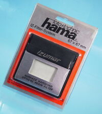 Hama IZ-Filter-System UV-Filter für Filterhalter 67x67mm 401/018 - (0053)