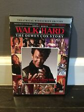 Walk Hard: The Dewey Cox Story (DVD, 2008, Theatrical Version, WS)